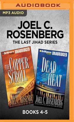 Joel C. Rosenberg The Last Jihad Series: Books 4-5