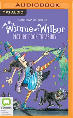 Winnie and Wilbur Picture Book Treasury, The