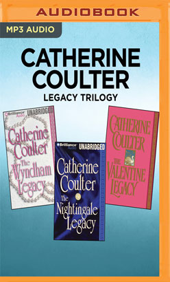 Catherine Coulter Legacy Trilogy