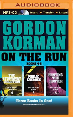 On the Run Books 4-6