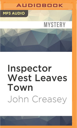 Inspector West Leaves Town