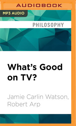 What's Good on TV?
