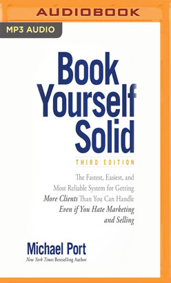 Book Yourself Solid, Third Edition