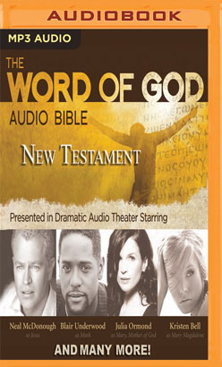 Word of God Audio Bible: New Testament, The