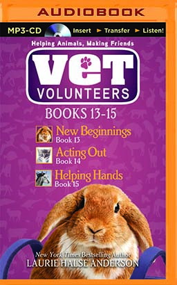 Vet Volunteers Books 13-15