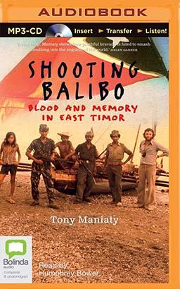 Shooting Balibo