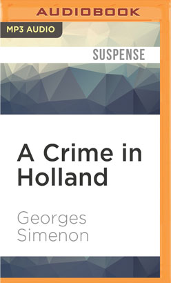 Crime in Holland, A