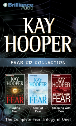 Kay Hooper Fear CD Collection