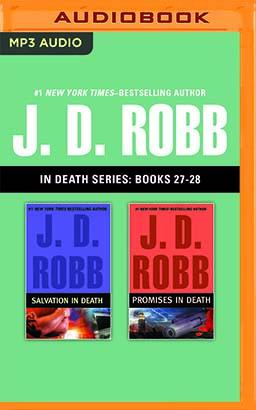 J. D. Robb - In Death Series: Books 27-28