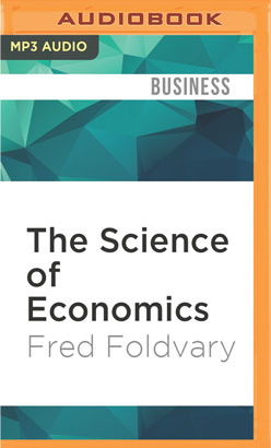 Science of Economics, The