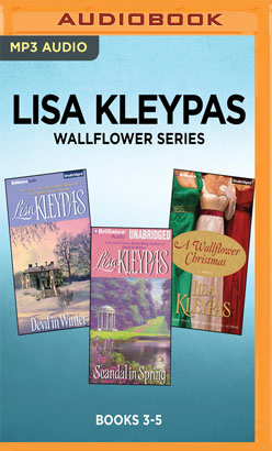Lisa Kleypas Wallflower Series: Books 3-5