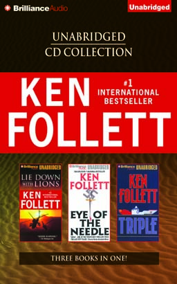 Ken Follett Unabridged CD Collection