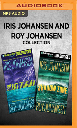Iris Johansen and Roy Johansen Collection - Silent Thunder & Shadow Zone