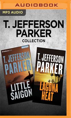 T. Jefferson Parker Collection - Little Saigon & Laguna Heat