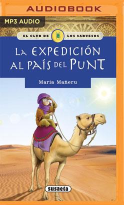 La expedición al país del Punt (Narración en Castellano)