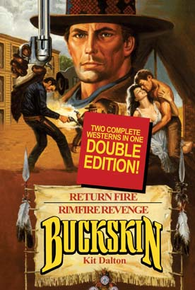 Buckskin Double: Return Fire/Rimfire Revenge