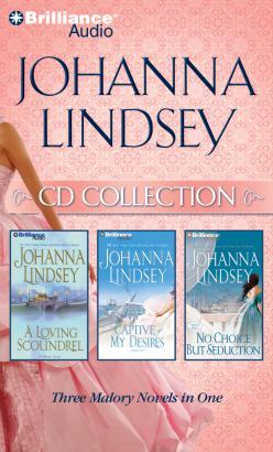 Johanna Lindsey CD Collection 3