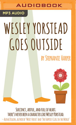 Wesley Yorstead Goes Outside