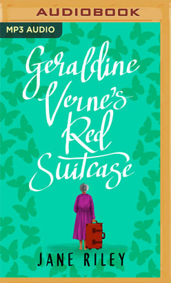 Geraldine Verne's Red Suitcase