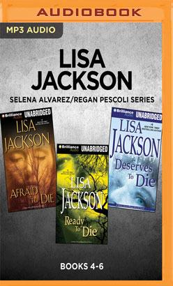 Lisa Jackson Selena Alvarez/Regan Pescoli Series: Books 4-6