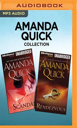 Amanda Quick Collection - Scandal & Rendezvous