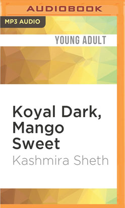 Koyal Dark, Mango Sweet