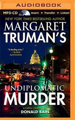 Undiplomatic Murder