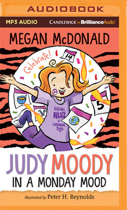Judy Moody: In a Monday Mood
