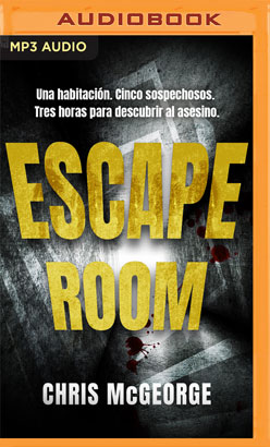 Escape Room (Narración en Castellano) (Spanish Edition)