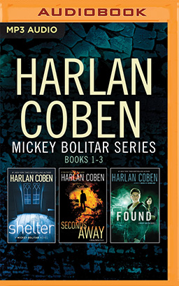 Harlan Coben - Mickey Bolitar Series: Books 1-3