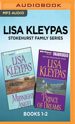 Lisa Kleypas Stokehurst Family Series: Books 1-2