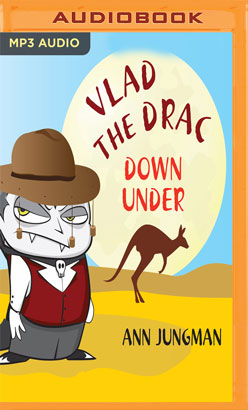 Vlad the Drac Down Under