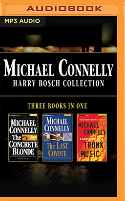 Michael Connelly - Harry Bosch Collection (Books 3,4 & 5)