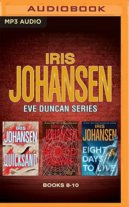 Iris Johansen - Eve Duncan Series: Books 8-10