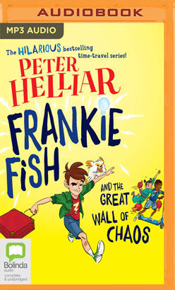 Frankie Fish and the Great Wall of Chaos