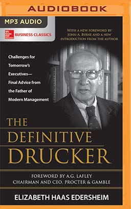 Definitive Drucker, The