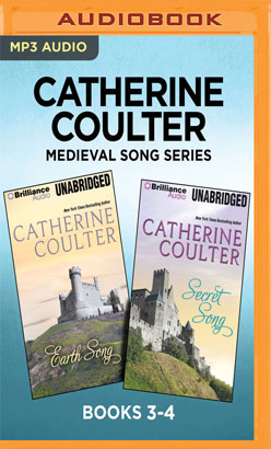 Catherine Coulter Medieval Song Series: Books 3-4