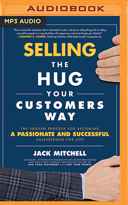Selling the Hug Your Customers Way